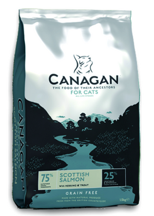 Canagan - Scottish Salmon Grain-Free