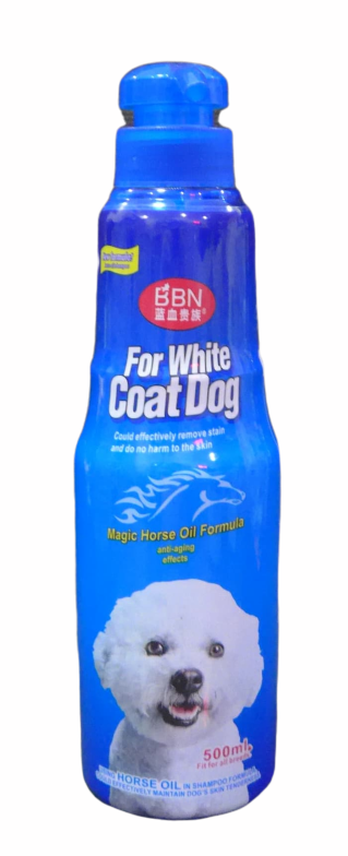 BBN - Magic Shampoo For White Coat Dog