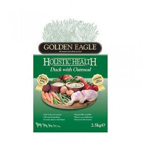 Golden Eagle - Holistic Duck Formula