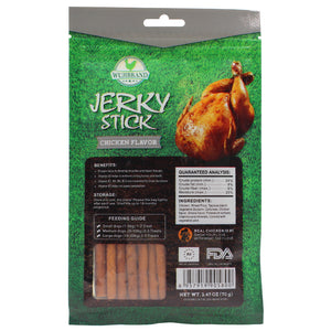 Wuji - Jerky Stick Chicken Flavor