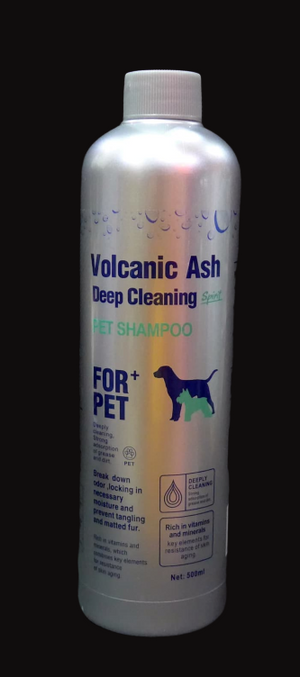 SPIRIT - Volcanic Ash Deep Cleansing Dog Shampoo