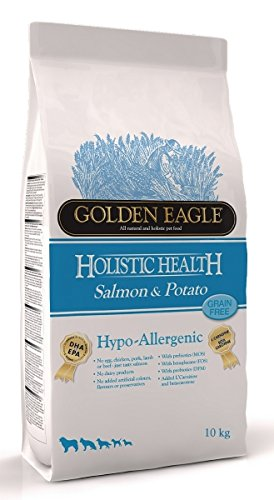 Golden Eagle - Hypo-allergenic Salmon and Potato