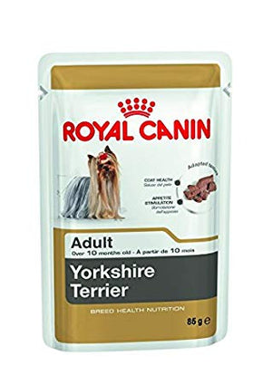 Royal Canin - Adult Yorkshire Pouch Wet Food