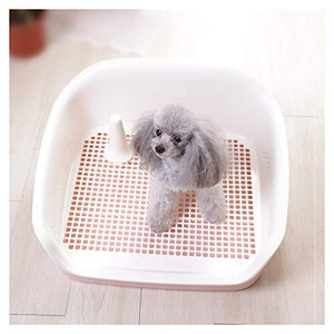 PETKU - 3-Side Toilet Tray for Male Dogs