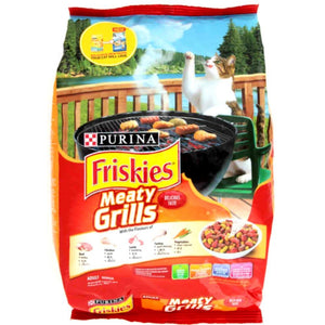 Purina - Friskies Meaty Grills