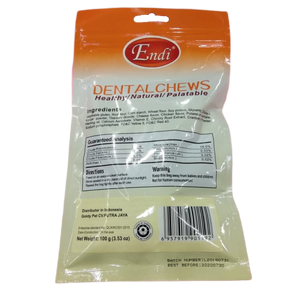 Endi - Chews Cookies Bones Treats for Dogs