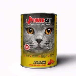 Power Cat - Cat Wet Food