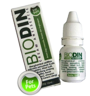 Biodin - Cream Antiseptic