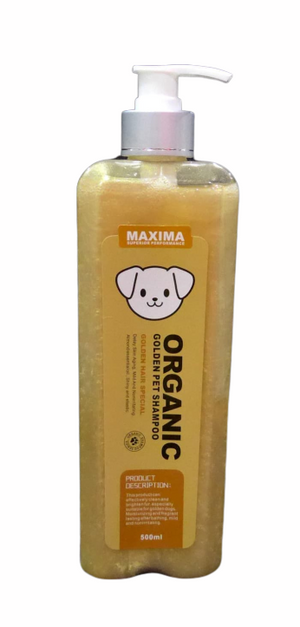 Maxima Organic - Golden Dog Shampoo