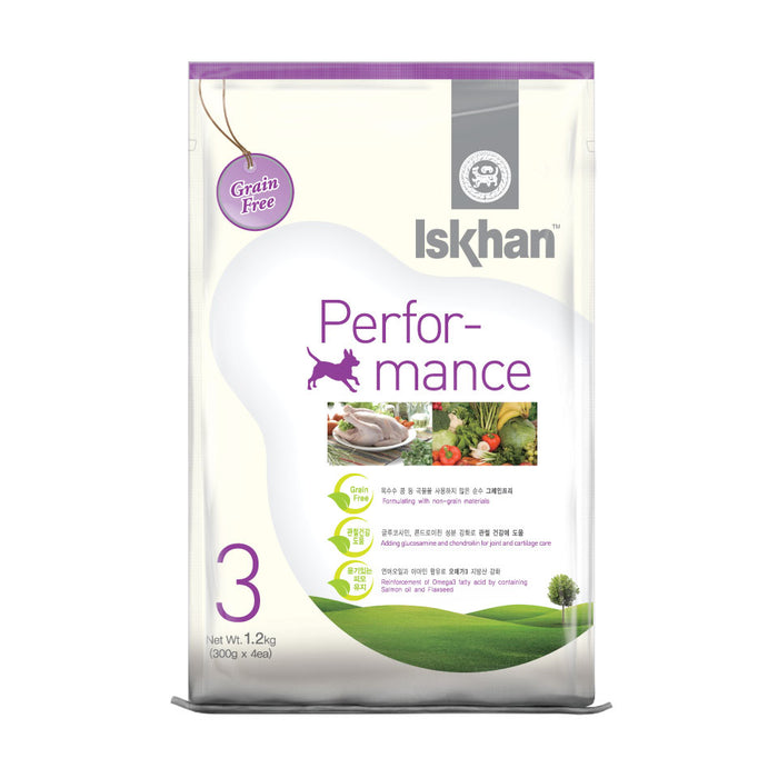 Iskhan - GrainFree Performance