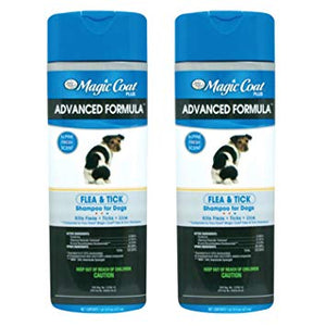 Four Paws - Magic Coat Advanced Formula Flea and Tick Dog Shampoo