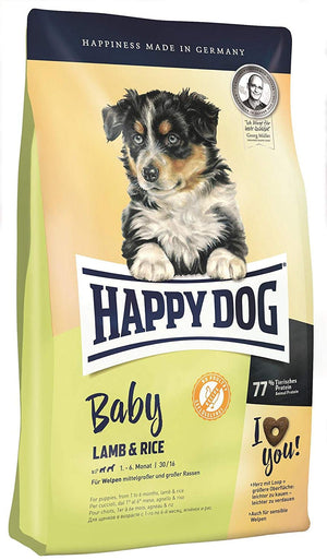 Happy Dog - Supreme Young Baby Lamb and Rice