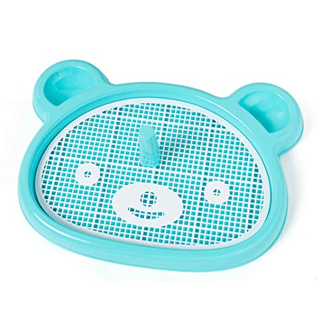 Pet's Dream - Toilet Tray for Male Dogs Bear Shape