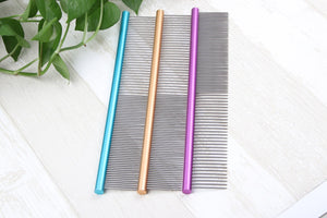 Pet's Dream - Tooth Comb Stainless Steel