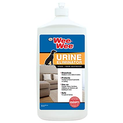 Four Paws - Wee-Wee Urine Eliminator Stain and Odor Destroyer