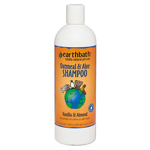 Earthbath - Oatmeal and Aloe Pet Shampoo
