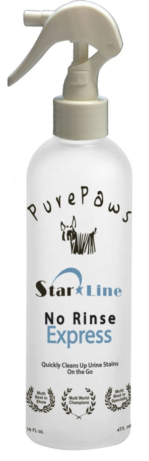 Pure Paws - Star Line No Rinse Express