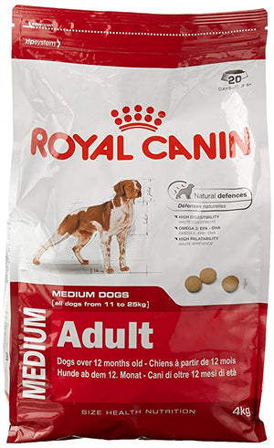 Royal Canin - Adult Medium Dry Food