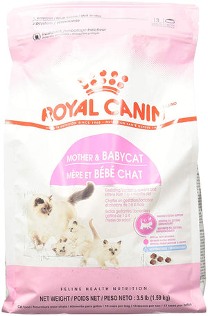 Royal Canin - Mother and Babycat Dry Food