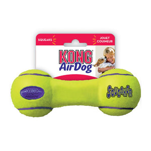 KONG - AirDog Squeaker Dumbbell Toy