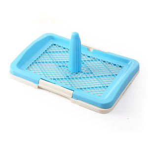 PETKU - Toilet Tray with Pole