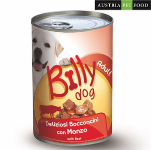 Billy Dog Adult Canned Food