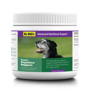 Dr. Bill's - Canine Cognitive Support