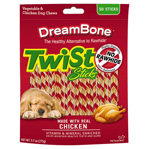 DreamBone - Chicken Twist Sticks