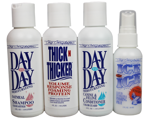 Chris Christensen - Day to Day Kit