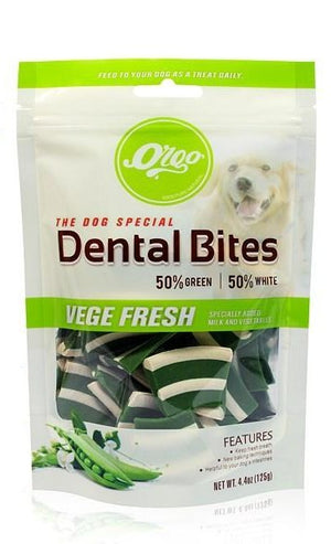 Orgo - Dental Bites Vege Fresh