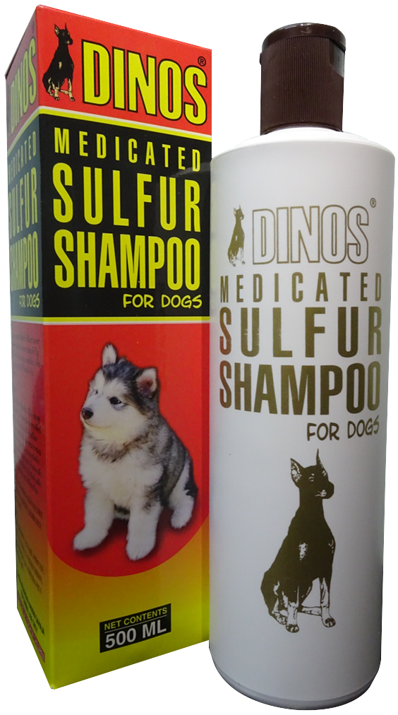 Dino's - Medicated Sulphur Shampoo