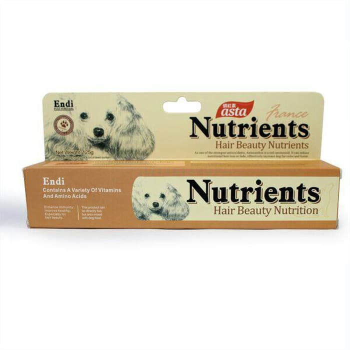 Endi - Nutrients Beauty Hair