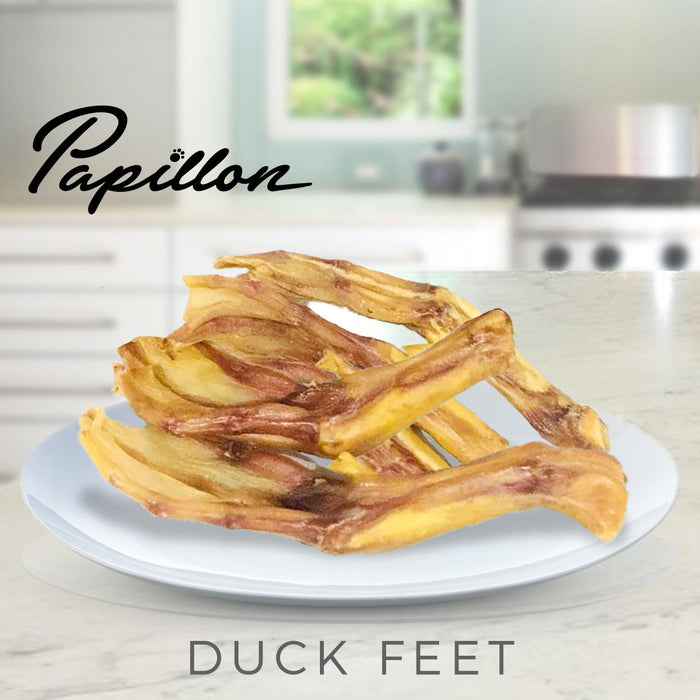 Papillon - Roasted Duck Feet