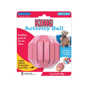 KONG - Puppy Activity Ball Toy