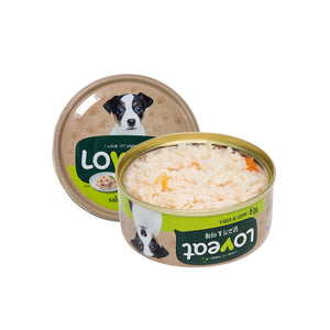 LOVEAT - Canned Dog Food