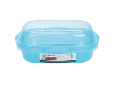 MPETS - Alexandria Cat Litter Tray with Rim