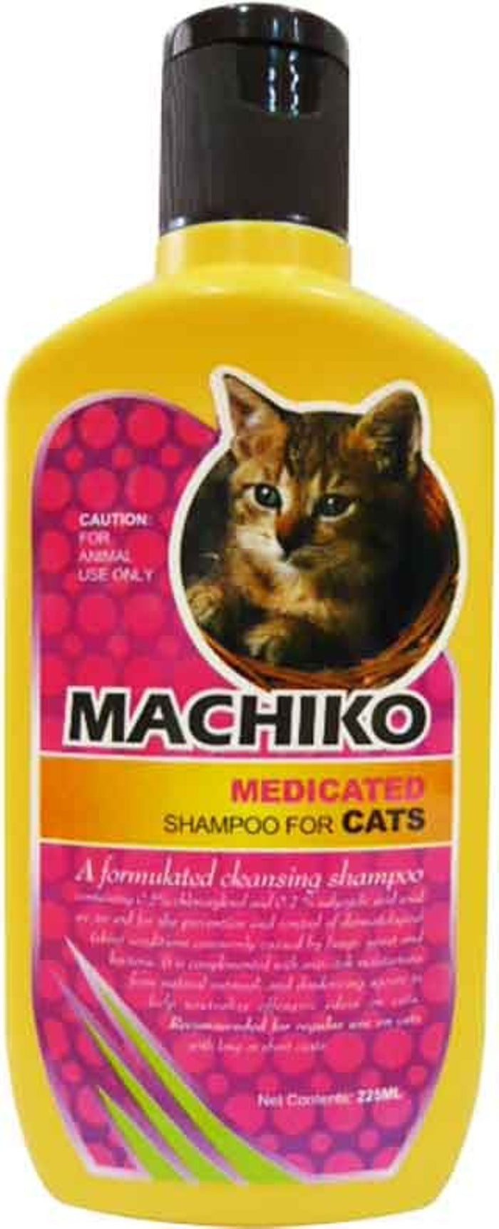 Machiko - Medicated Cat Shampoo