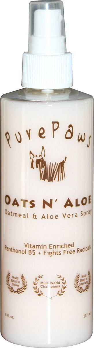 Pure Paws - Oats' N Aloe Spray