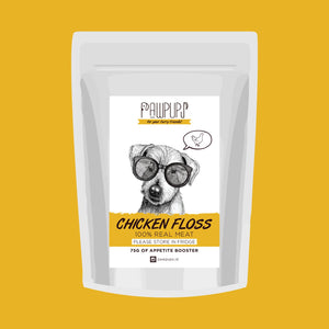 Pawpups - Chicken Floss