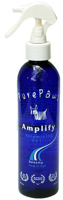 Pure Paws - Amplify Volumizing Spray Gel