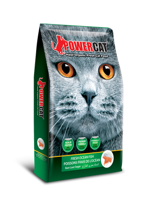 Power Cat - Fresh Ocean Fish Cat Food