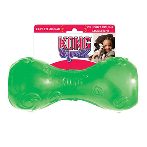 KONG - Squeezz Dumbbell Toy
