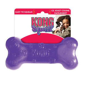 KONG - Squeezz Bone Toy