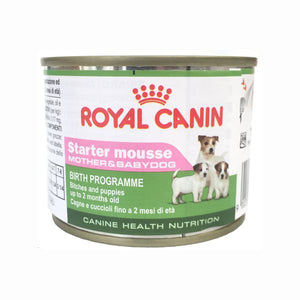 Royal Canin - Mother and Puppies Ultra Soft Starter Mousse Can Food