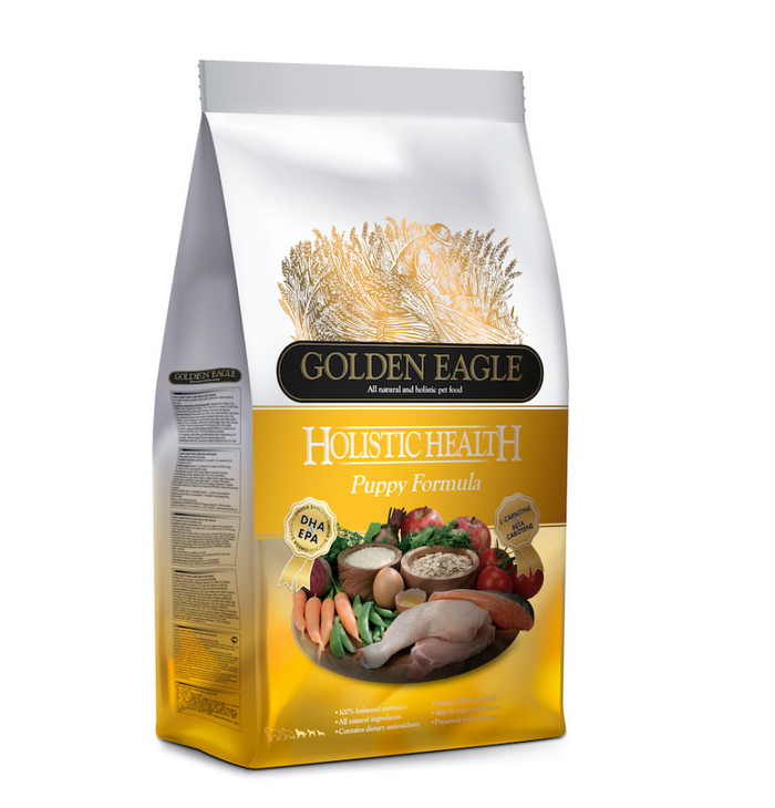Golden Eagle Holistic- Chicken for Puppy Formula