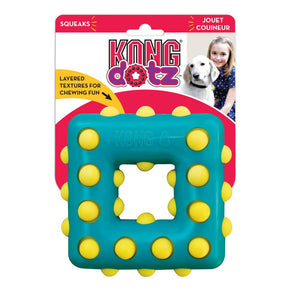 KONG - Dotz Square Toy