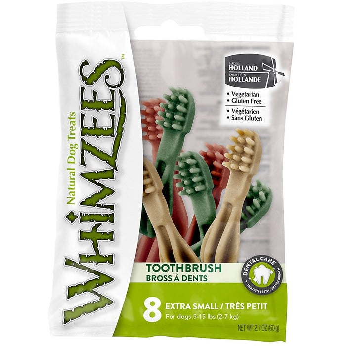 Whimzees - Toothbrush Chew Extra Small