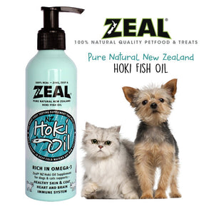 Zeal - Hoki Fish Oil