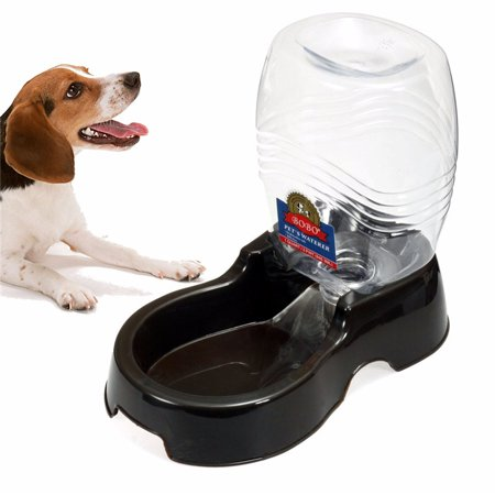 PETKU - Plastic Water Drinking Dispenser