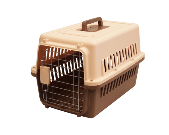 PETKU - Plastic Pet Carrier